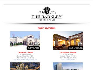 Barkley Pet Hotel and Day Spa Chagrin Falls