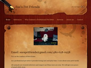 Sues Pet Friends Chandler