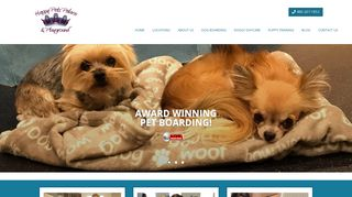 Happy Pets Palace Chandler | Boarding