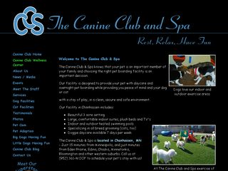 Canine Club & Spa | Boarding