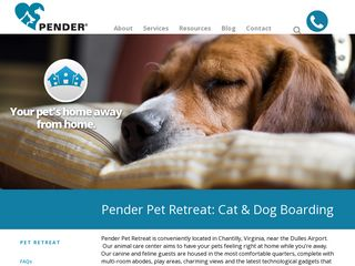 Pender Pet Retreat | Boarding