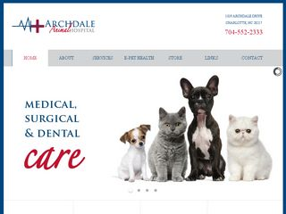 Archdale Animal Hospital Charlotte