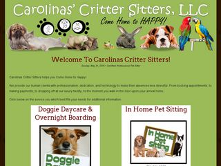 Photo of Critter Sitters Charlotte in Charlotte
