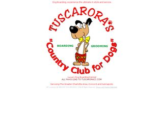 Tuscaroras Country Club for Dogs | Boarding