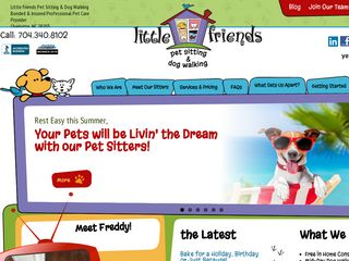 Little Friends Pet Sitting LLC | Boarding