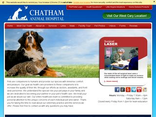 Chatham Animal Hospital | Boarding