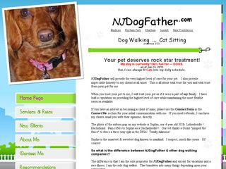 NJDogFather | Boarding