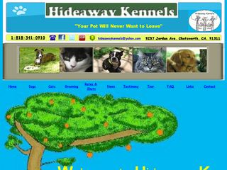 Hideaway Kennels Chatsworth
