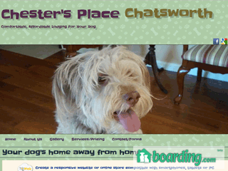 Chester's Place Chatsworth | Boarding