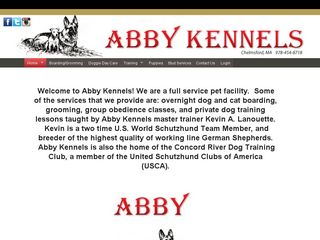 Abby Kennels | Boarding