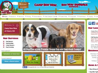 Camp Bow Wow Dog Boarding Cherry Hill Cherry Hill