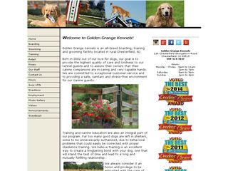 Golden Grange Kennels Chesterfield