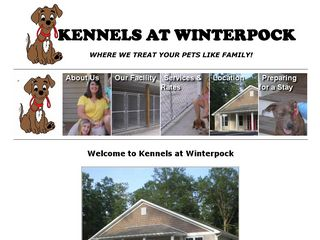 Kennels at Winterpock Incorporated Chesterfield
