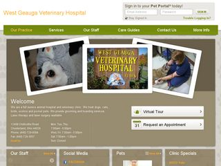 West Geauga Veterinary Hospital Chesterland