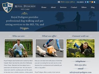 Royal Pedigree Pet Care Chevy Chase