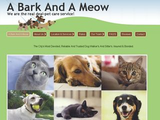 A Bark & A Meow Chicago