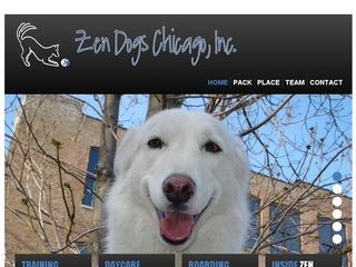 Zen Dogs Chicago | Boarding