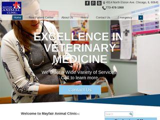 Mayfair Animal Clinic Chicago