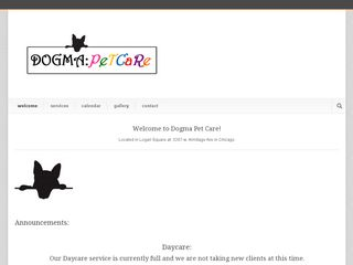 Dogma Petcare Chicago