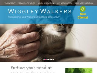 Wiggley Walkers | Boarding