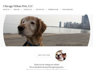 Chicago Urban Pets | Boarding