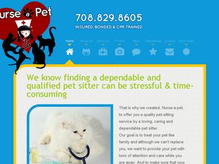 Nurse A Pet | Boarding