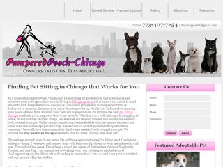 Pamperedpooch Chicago Chicago