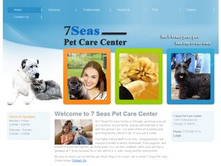 7 Seas Pet Care Center | Boarding