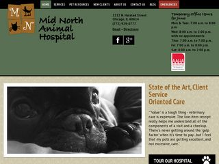 Mid North Animal Hospital | Boarding
