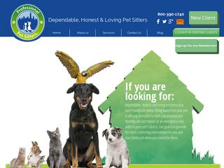 Professional Pet Sitters Inc | Boarding
