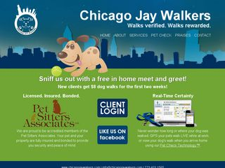 Chicago Jay Walkers | Boarding