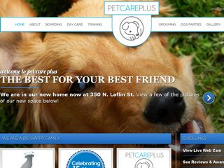 Pet Care Plus | Boarding