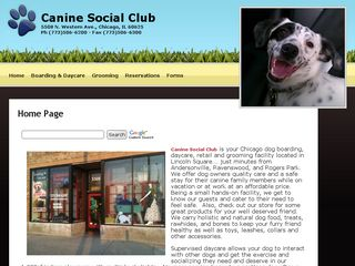 Canine Social Club | Boarding