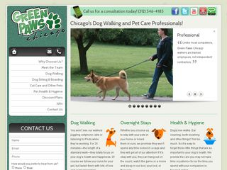 Green Paws Chicago LLC Chicago