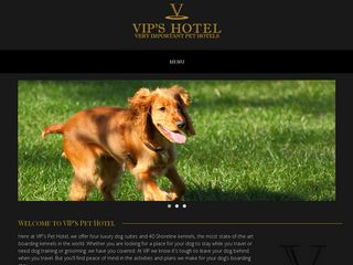 VIPs Pet Hotel Chicago