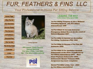 Fur Feathers  Fins LLC | Boarding