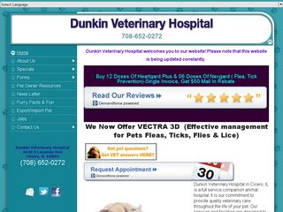 Dunkin Veterinary Hospital Cicero