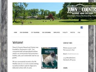 Town Country Kennel | Boarding