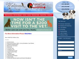 Animal Care Center of Forest Park | Boarding