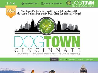 Dogtown Cincinnati | Boarding
