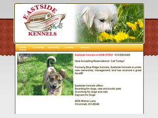 Eastside Kennels Cincinnati