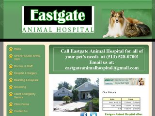 Eastgate Animal Hospital | Boarding