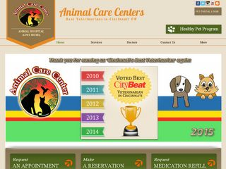 Animal Care Center of Blue Ash | Boarding