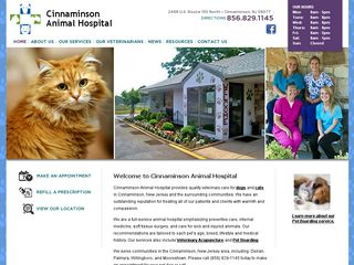 Cinnaminson Animal Hospital | Boarding