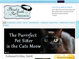 Blind Faith Pet Care Clark