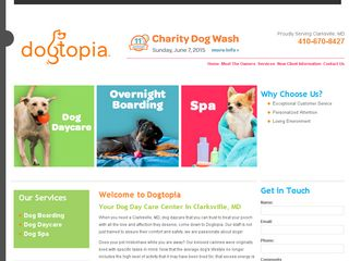 Dogtopia Clarksville | Boarding