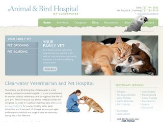 Animal & Bird Hospital of Clearwater | Boarding