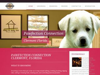 Pawfection Connection Pet Salon | Boarding