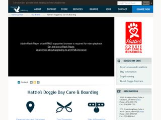 Hatties Doggie Day Care & Boarding Cleveland