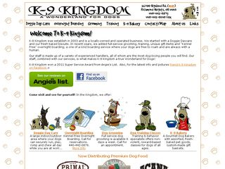 K 9 Kingdom | Boarding